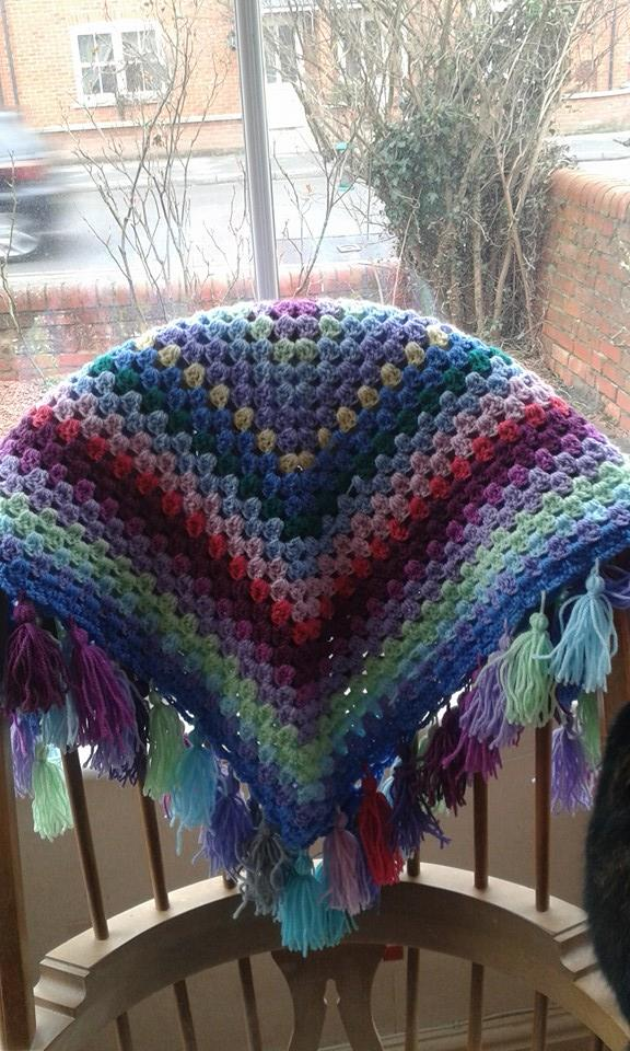 colour poncho 9
